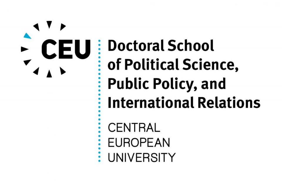 doctoral dissertations in political science One of my major motivations for choosing ceu's department of political science was the attractive combination of excellence in teaching and research on the one hand, and the good range of scholarships on the other.